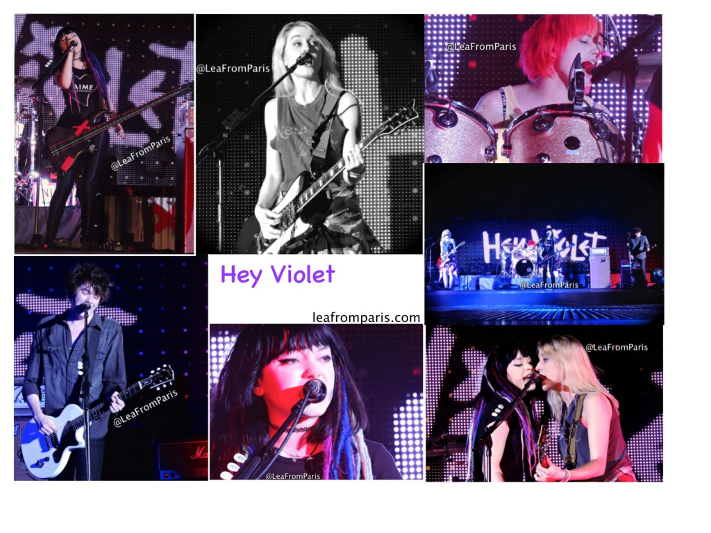 hey violet by leafromparis