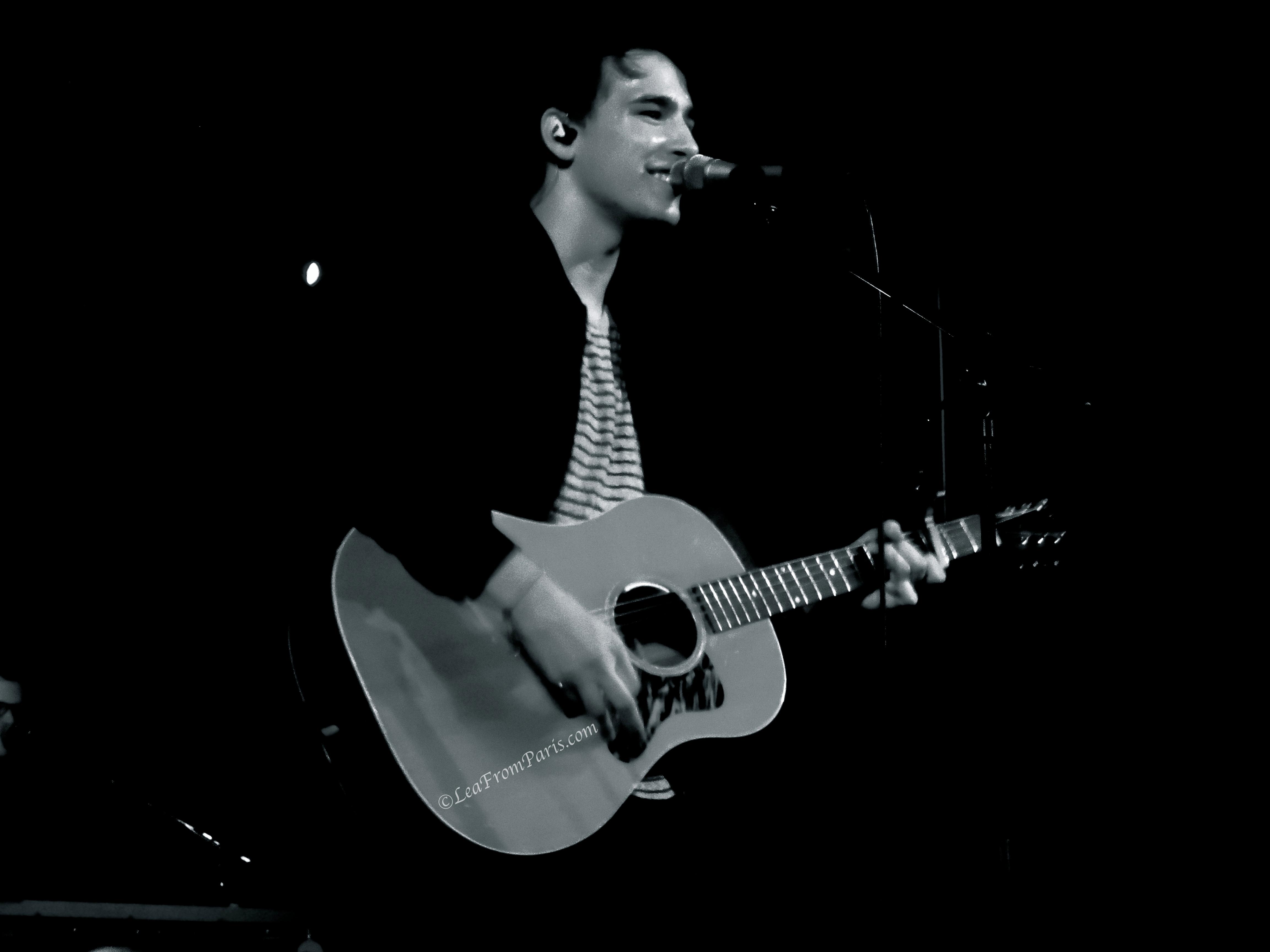 Concert de Jacob Whitesides 7