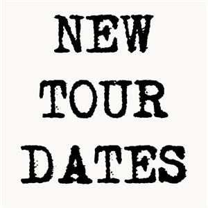 Annonce des dates de la tournée européenne
