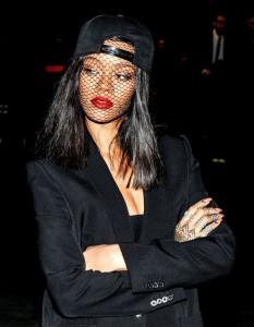 Rihanna égérie Dior leafromparis
