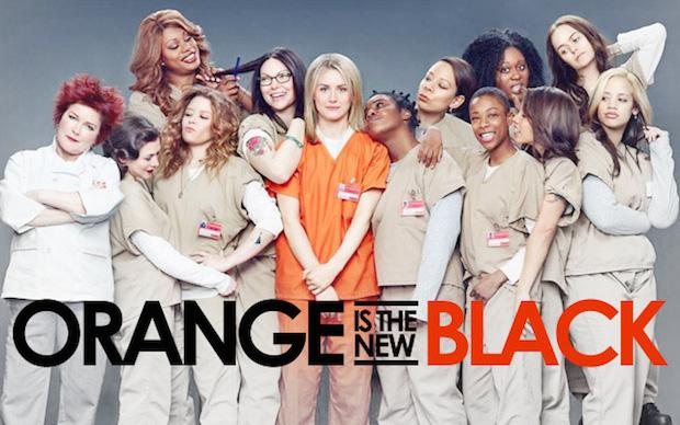 ORANGE IS THE NEW BLACK by leafromparis